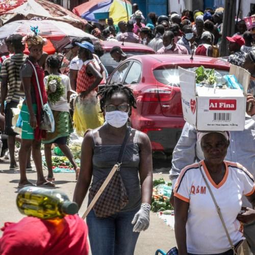 African coronavirus cases exceed 2,000