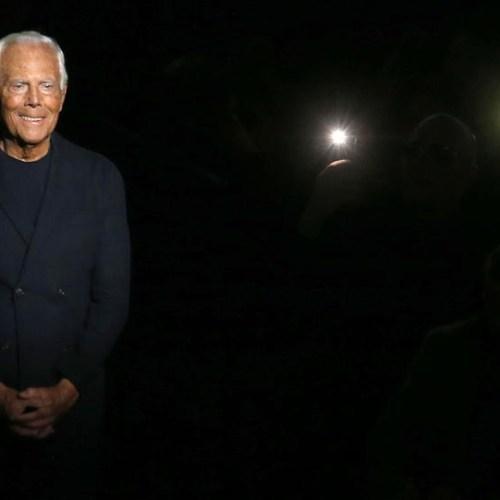 Giorgio Armani could consider an Italian partner: Vogue