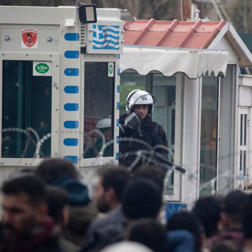 Greece says border forces on alert to avoid repeat of 2015 migrant crisis