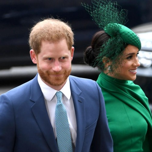 Harry and Meghan have 'moved to California'