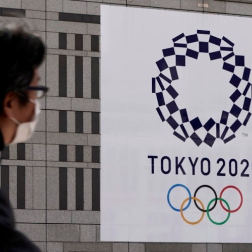 Japan, eyes Olympics through vaccination