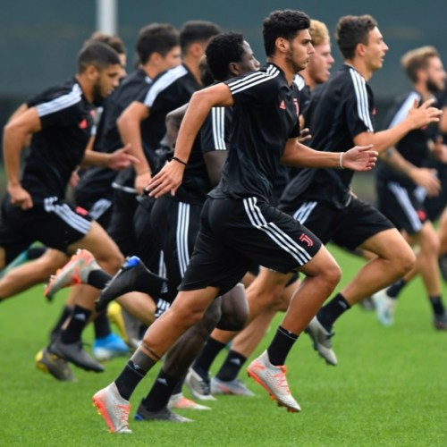 Juventus stop training and put all Under-23 players in quarantine