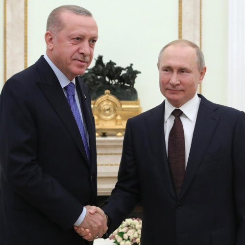 Putin and Erdogan agree on a ceasefire in Idlib, Syria (Updated)
