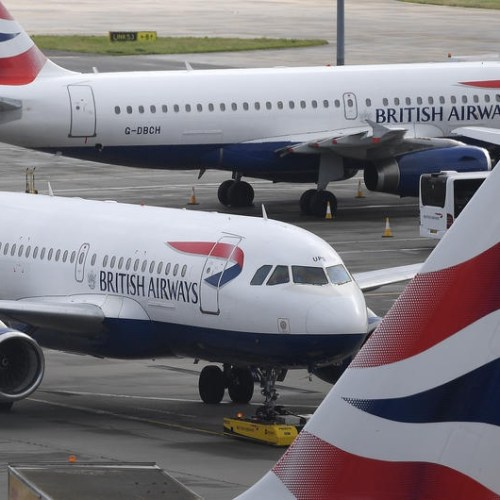 British Airways pilots agree to take 50% pay cut
