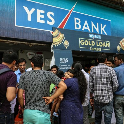 Founder of India's fifth-biggest private sector bank arrested