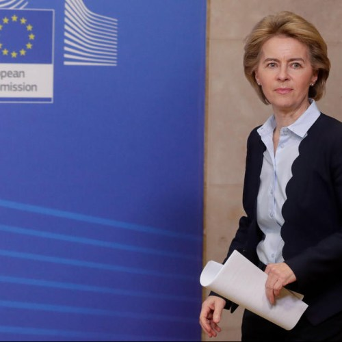 Von Der Leyen not excluding any options for EU's economic recovery