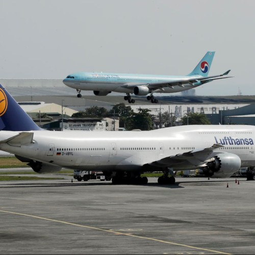 Airline industry may not survive without state aid – Lufthansa