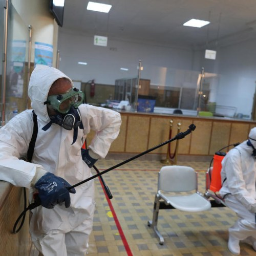 Tunisia coronavirus cases increase by around 50%