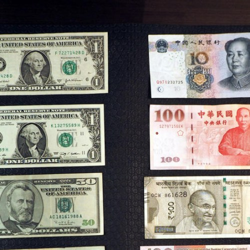 Photo Story: Reports US Fed to 'quarantine' dollar bills repatriated from Asia
