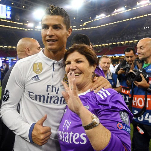 Cristiano Ronaldo's mother admitted to hospital following an ischemic stroke
