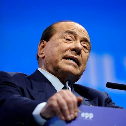 Silvio Berlusconi donates 10 million euros to Lombardy region