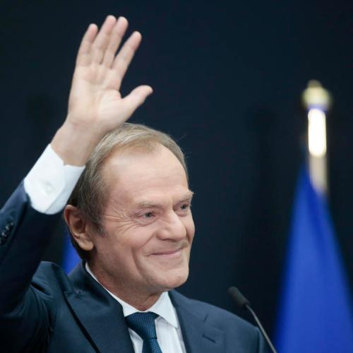 I'm normally positive, but happy to test negative – Donald Tusk