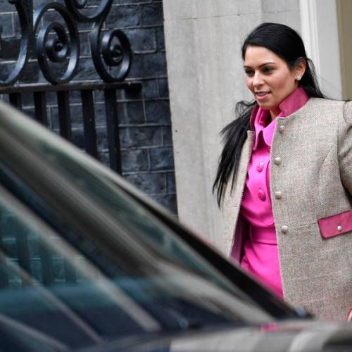 Priti Patel's future as Home Secretary in doubt