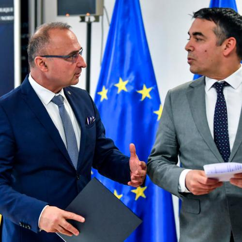 Albania and North Macedonia have stepped up their efforts at complying with EU requirements