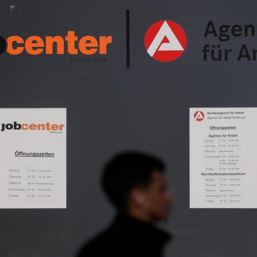 Over the past two weeks, at least one million persons lost jobs in Europe