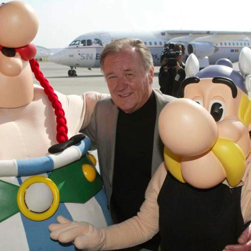 'Asterix and Obelix' illustrator passes away