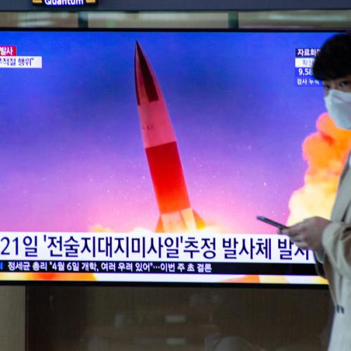 North Korea fires more missiles
