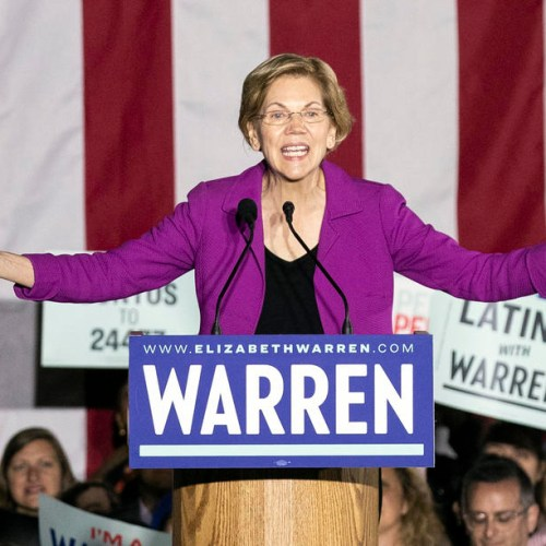 Democrat Elizabeth Warren reassessing path forward after disappointing 'Super Tuesday