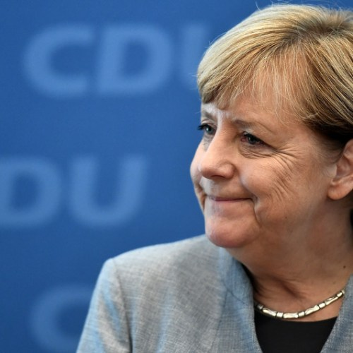 20 years of Merkel the helm of the CDU