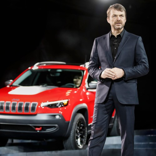Fiat Chrysler CEO to halve his salary for three months in virus response