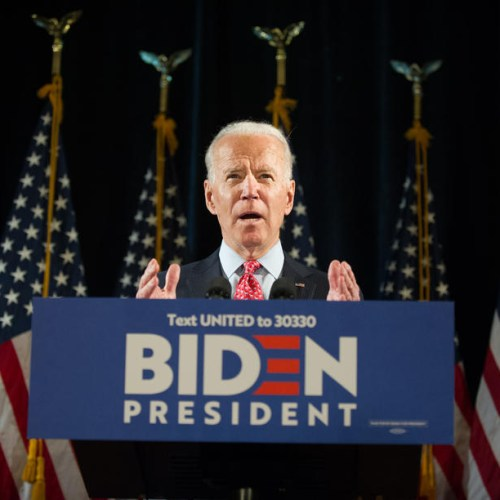 Joe Biden thinks Trump will try to postpone US election