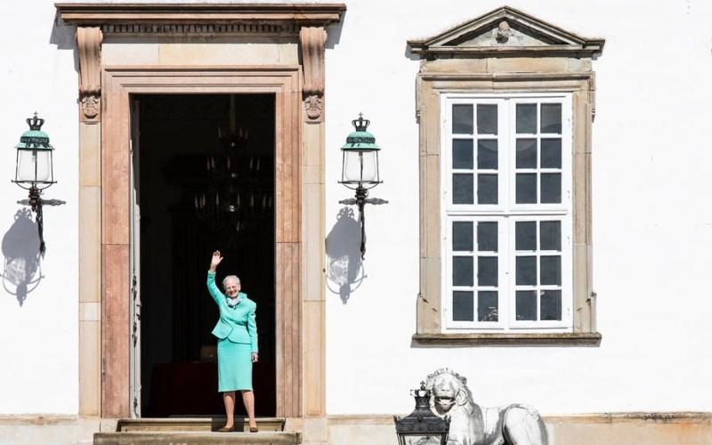 Photo Story: Danish Queen Margrethe's 80th birthday