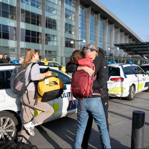 Scandinavians stranded in Peru arrive in Copenhagen