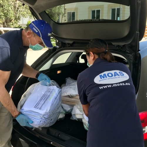 eCabs supports MOAS and the Agency for the Welfare of Asylum Seekers