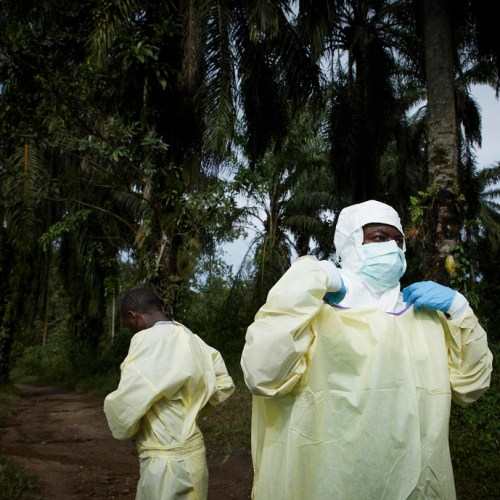 11-month baby is second Ebola death recorded in the DR Congo