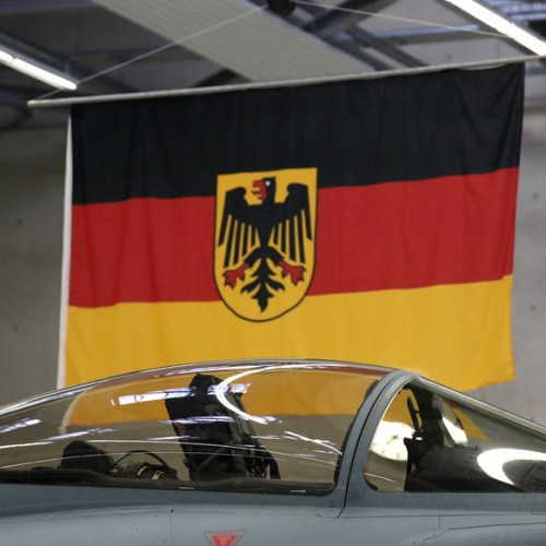 Germany to replace Tornados with Eurofighter and F-18