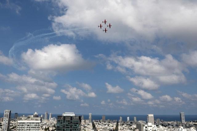 Israel Independence Day celebrations during coronavirus disease pandemic