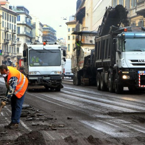 Ambitious plan in Milan to reduce car use after lockdown