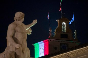Britain and Italy start work on partnership to boost trade