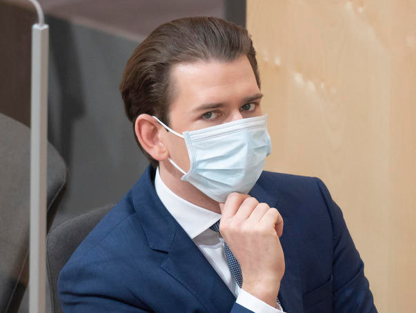 Austria's Kurz expects to be charged but cleared in perjury case
