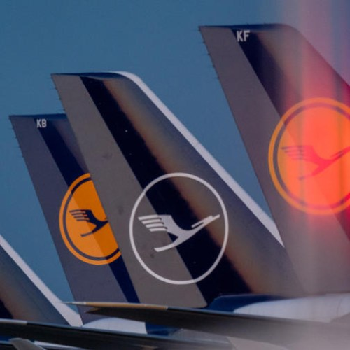 Lufthansa seeks government bailout