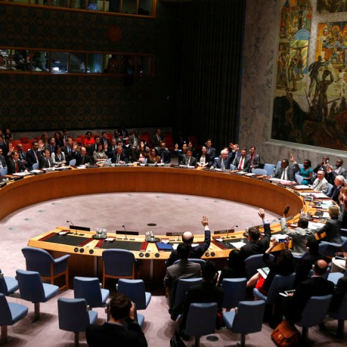 U.N. security council members to hold online summit