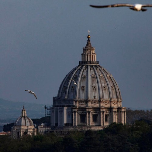 Persons infected in Vatican increase