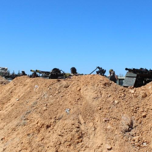 Ten people, including four children injured as fights intensify in Libya's Arada neighbourhood