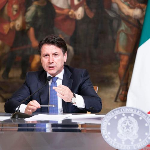 Italy to announce plans this week to ease lockdown restrictions after 4th May