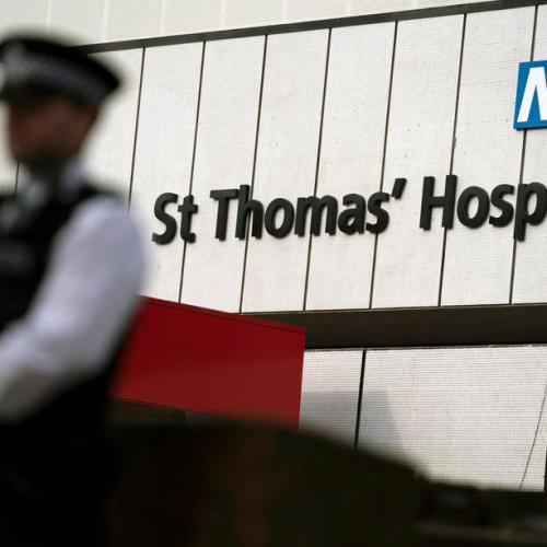 British PM Boris Johnson out of intensive care