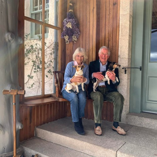 15th wedding anniversary of The Prince of Wales and The Duchess of Cornwall