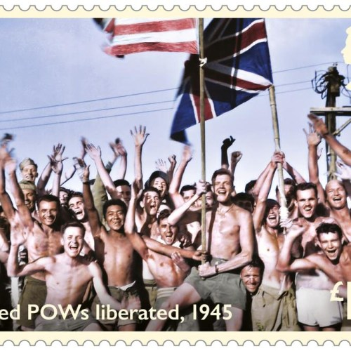 Royal Mail marks 75th anniversary of the end of the World War II with special stamps