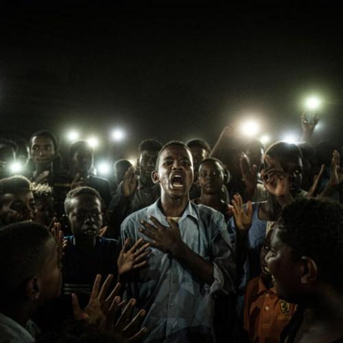 Photo Story: Image from Sudan uprising wins World Press Photo 2020