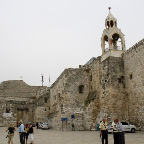 Bethlehem's iconic Church of the Nativity re-opens