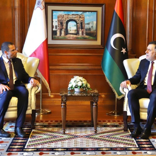 Malta and Libya agree to set up a coordination unit in each country to assist in operations against illegal migration