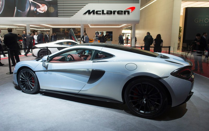 McLaren announces plan to end manufacturing of petrol engines by 2030