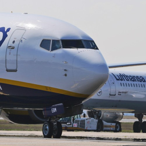 Ryanair challenges Germany's rescue of Lufthansa