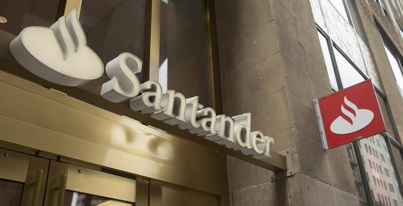 Santander profit beats forecasts on strong UK, U.S. performance