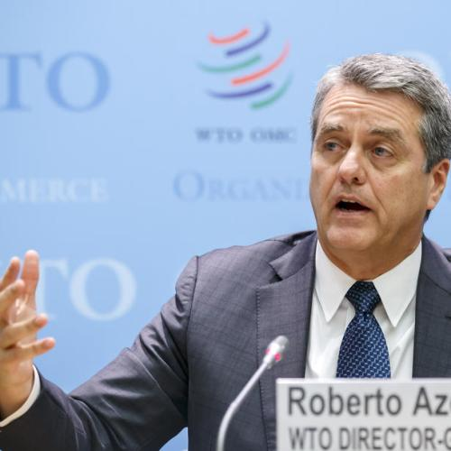 WTO chief Azevedo expected to step down early