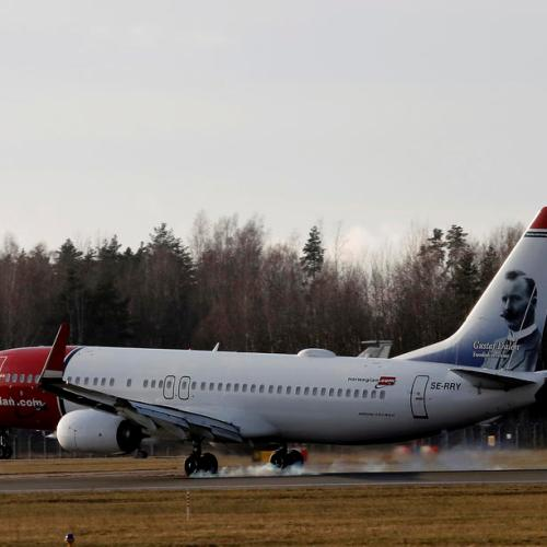 Norway to extend loan guarantees for airlines